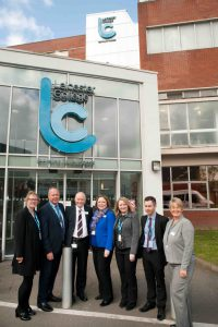 New partnership with Leicester College