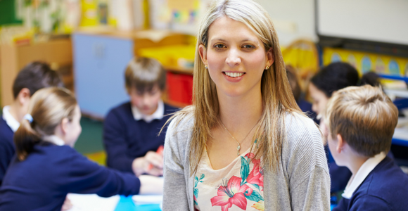 become a qualified teacher